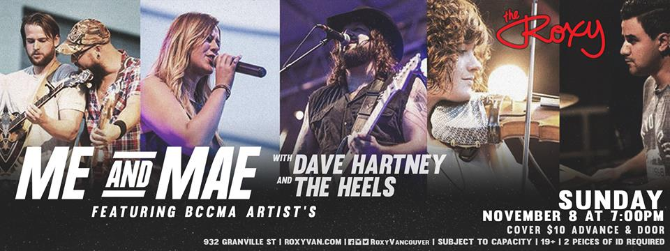 Dave Hartney-TheHeels-SUNNov8