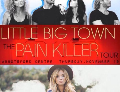 Nov 19 – Rachel Ray Opens for Little Big Town
